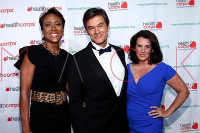 NEW YORK, NY - APRIL 29:  The 2015 HealthCorps' Healthcorps Perennial Garden Gala.