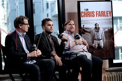 """New York, NY - August 10:  The Build Speaker Series: Discussing """"I Am Chris Farley"""", New York, USA."""
