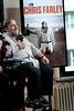 "Build Speaker Series: Discussing ""I Am Chris Farley"", New York, USA"