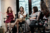 "Build Speaker Series: Discussing ""Mama Sherpas"", New York, USA"