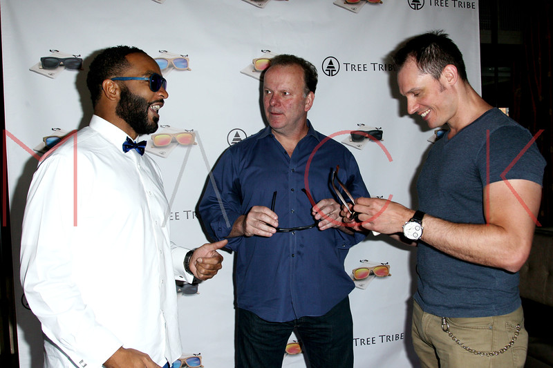 The Launch Party For Tree Tribe Sunglasses