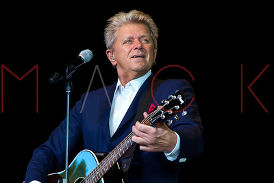 Bethel, NY - August 02:  The Hudson Valley Philharmonic Concert with Peter Cetera, Bethel, USA