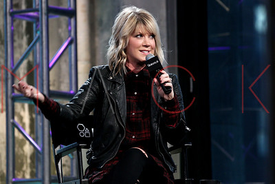 """NEW YORK, NY - DECEMBER 07:  Natalie Grant visits AOL BUILD Series to discuss her latest release """"Be One"""" at AOL Studios In New York on December 7, 2015 in New York City."""