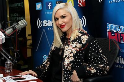 NEW YORK, NY - DECEMBER 03:  Celebrities visit SiriusXM Studios, Hits 1, The Pulse,  December 3, 2015 at SiriusXM Studios on December 3, 2015 in New York City.