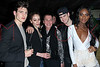 Celebration for designer Loris Diran's Debut As The First American Designer To Appear On The Hong Kong Fashion Week Runways, New York, USA