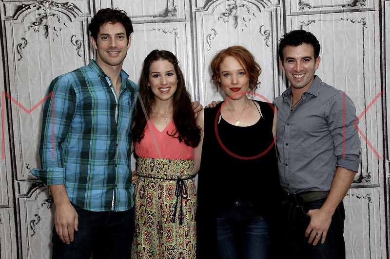 """BUILD Speaker Series: Discussing the Tony-winning musical """"Beautiful: The Carole King Musical"""", New York, USA"""