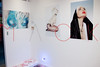"""Grand Opening Of 317 Gallery And Solo Exhibition By Lena Vazhenina: """"I don't give A..."""", New York, USA"""