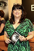 """book signing for the new book """"Grey"""", New York, USA"""