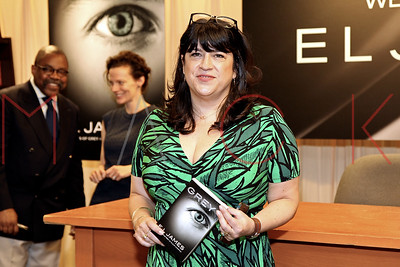 """New York, NY - June 18:  The book signing for the new book """"Grey"""", New York, USA."""