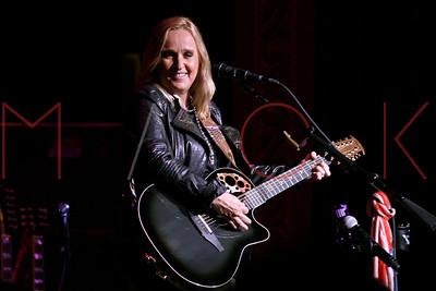 Poughkeepsie, NY - June 14 2015:  The Sunday, Jun 14, 2015 Melissa Etheridge Concert at the Bardavon 1869 Opera House.