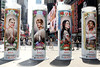 """""""Orange Is The New Black"""" Times Square Takeover, New York, USA"""