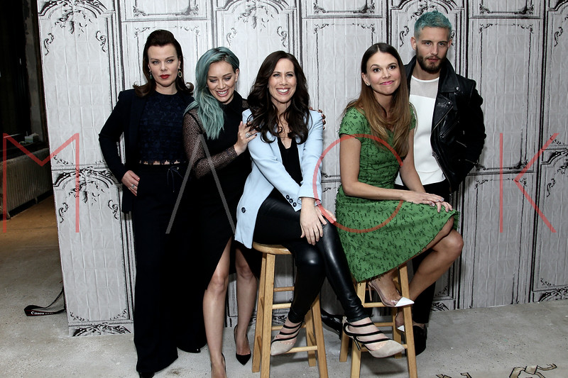 """BUILD Speaker Series: Discussing """"Younger"""", New York, USA"""