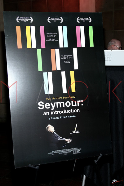 """""""Seymour: An Introduction"""" Special Screening, New York, USA"""