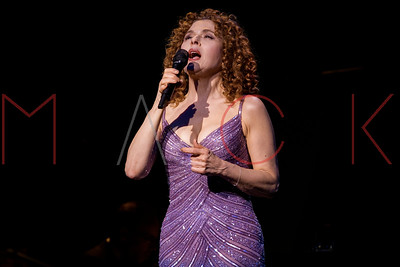Poughkeepsie, NY - May 17:  The Bardavon Benefit Gala: An Evening with Bernadette Peters, Poughkeepsie, USA.
