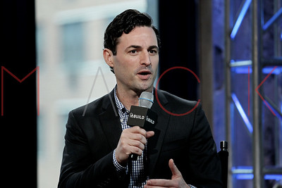 """New York, NY - May 12:  The AOL BUILD Speaker Series, with Max Von Essen dicussing """"An American In Paris"""" at AOL Studios."""