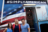 Almay's Simply American Experience event, New York, USA