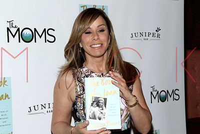 """New York, NY - May 13:  The Mamarazzi Event, promoting """"The Book of Joan"""" by Melissa Rivers, New York, USA."""