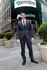 Nasdaq Stock Market Closing Bell, New York, USA