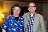 Acoustic Evening with Lyle Lovett and John Hiatt, Kingston, USA