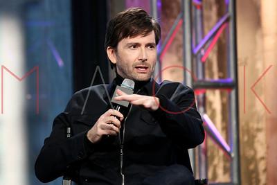 NEW YORK, NY - NOVEMBER 17:  AOL Build Series Presents David Tennant at AOL Studios In New York on November 17, 2015 in New York City.