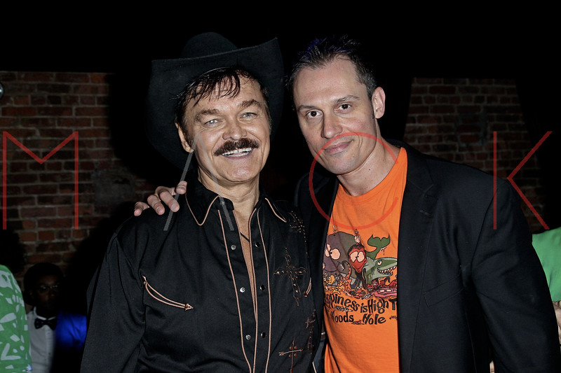 15th Annual Kings And Cowboys Birthday Celebration For Actor Keith Collins And Original Village People Cowboy Randy Jones, New York, USA
