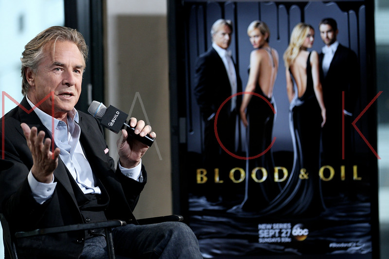 """BUILD Speaker Series: Discussing """"Blood And Oil"""", New York, USA"""