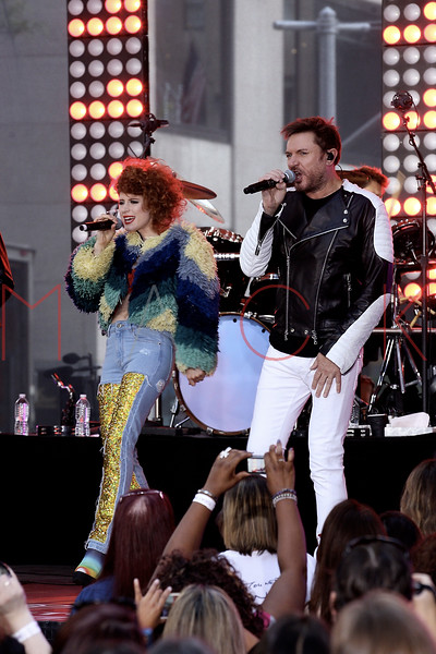 "NBC ""Today"" Concert Series, New York, USA"
