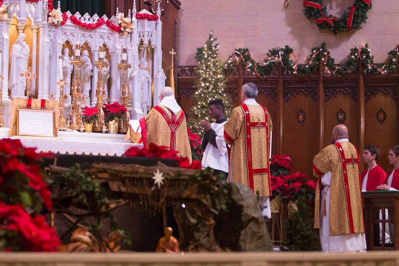 Solemn High Mass - Midnight Mass 2015