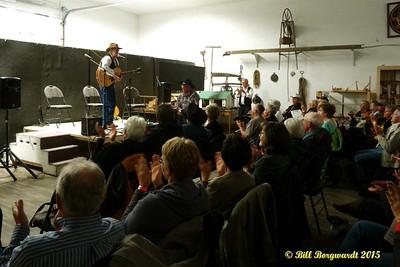Gary Fjellgaard - Stony Plain Cowboy Fest 2015 0030