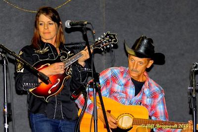 Jesse Jo Charles & Jackson Mackenzie - Stony Plain Cowboy Fest 2015 0159