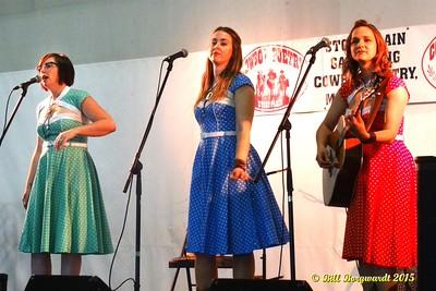 The Carolines - Stony Plain Cowboy Fest 2015 0054