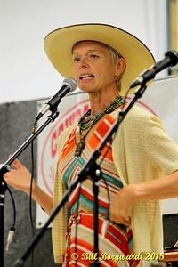 Doris Daley - Stony Plain Cowboy Fest 2015 0689