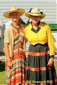 Doris Daley & Carmen Lindsay - Stony Plain Cowboy Fest 2015 0687