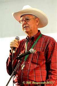 Ray Anderson - Stony Plain Cowboy Fest 2015 0464