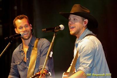 Chad Brownlee & Brett Kissel - Darwell 2015 252