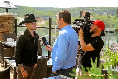 Brett Kissel & Graham Neil - Edmonton - Nashville Mayor Twin City reception 264