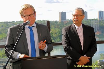 Edmonton - Nashville Mayor Twin City reception 176