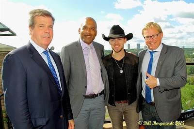 Edmonton - Nashville Mayor Twin City reception 232