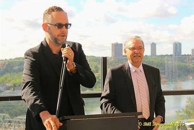 Edmonton - Nashville Mayor Twin City reception 132