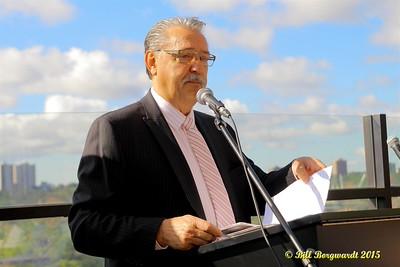 Edmonton - Nashville Mayor Twin City reception 096