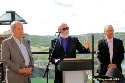 Edmonton - Nashville Mayor Twin City reception 158