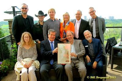 Edmonton - Nashville Mayor Twin City reception 240