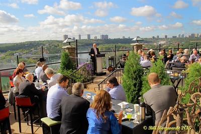 Edmonton - Nashville Mayor Twin City reception 110