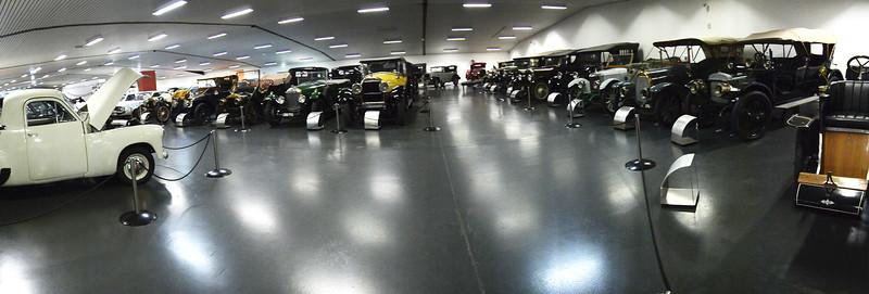 Motor Museum Bldg