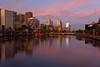 Melbourne sunset