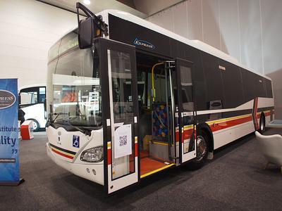 2015 Australian Bus Show