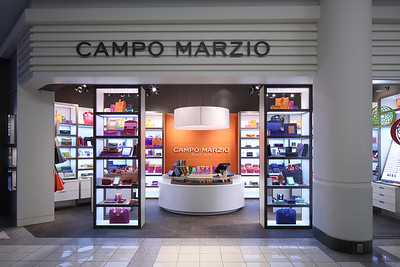 Award of Merit - Campo Marzio Metrotown: Illumination of Merchandise