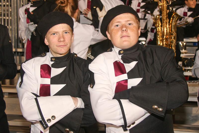 2015 DSHS Tiger Band