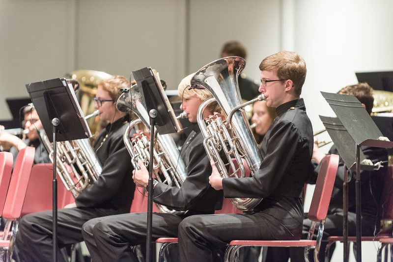 Pre-UIL Concert, March 2016