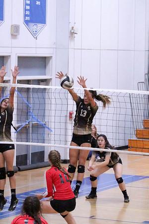 2015 BCHS Varsity Volleyball